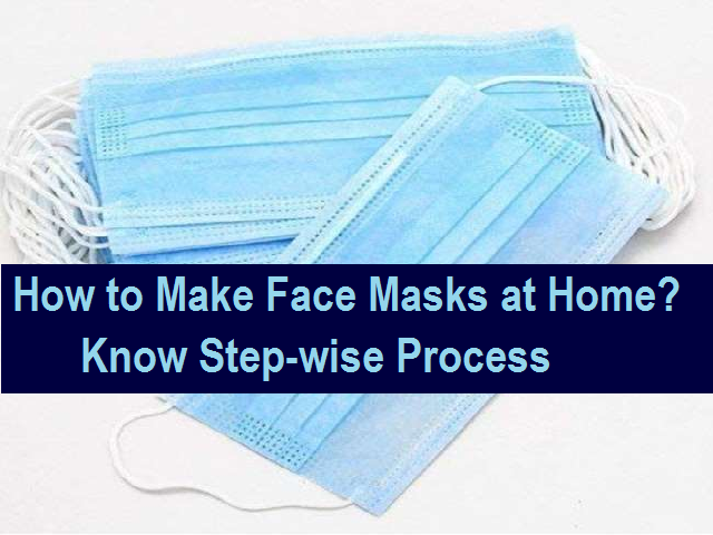 Coronavirus Masks: How to make reusable COVID-19 face mask at home? thumbnail