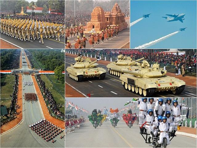Republic day Parade celebration