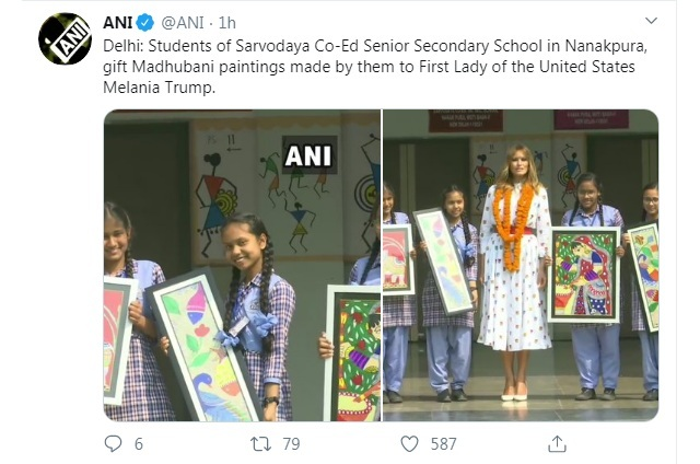 Happiness Curriculum – All You Need to Know about 'Happiness Class' attended by Melania Trump 2