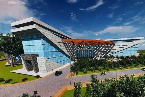 Rajnath Singh lays foundation of 'Thal Sena Bhawan' 1