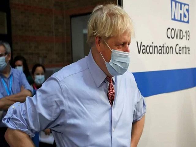 B.1.1.7 virus strain in UK
