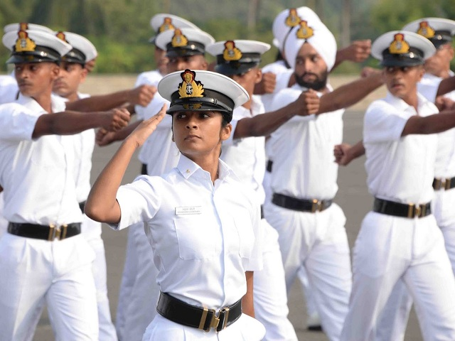Women officers to get permanent commission in Indian Navy 1