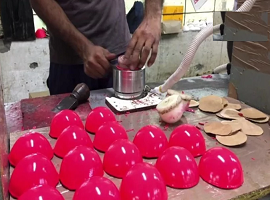 pink-ball-manufacturing