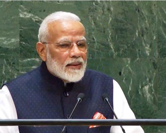 PM Modi at UNGA