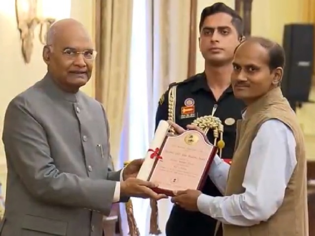 President Ram Nath Kovind confers 61st Lalit Kala Akademi awards to 15 artists 1