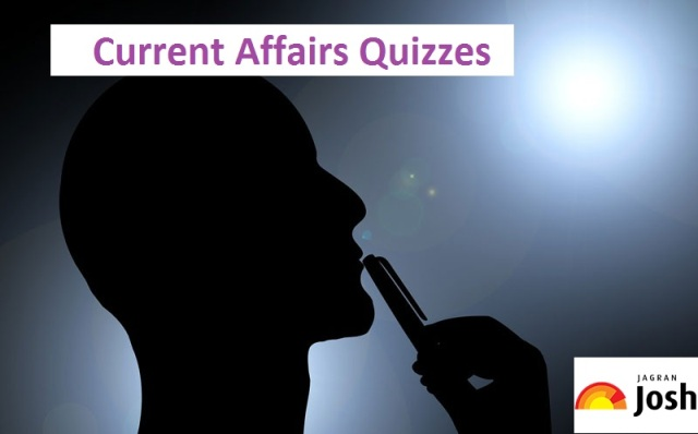 Weekly Current Affairs Quiz: 26 August to 01 September 2019