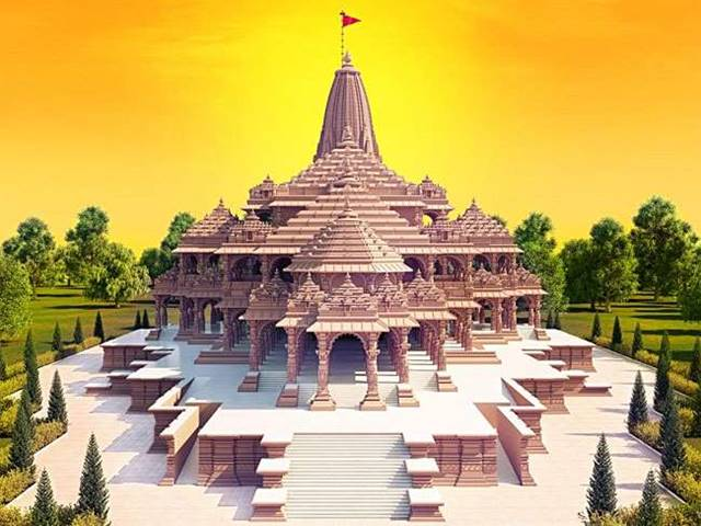 In Pics - Ram Mandir: What will Ram Mandir Look Like? See ... on New Get Design  id=43839