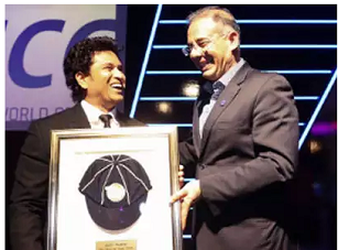 sachin in icc hall of fame