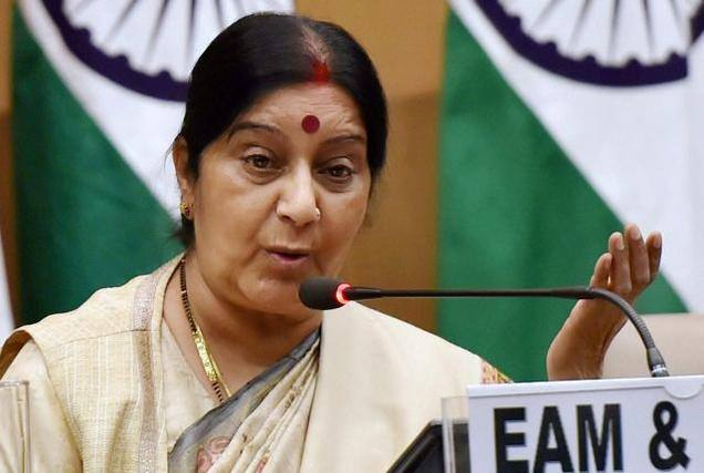 Late Sushma Swaraj: Biography and Political Career