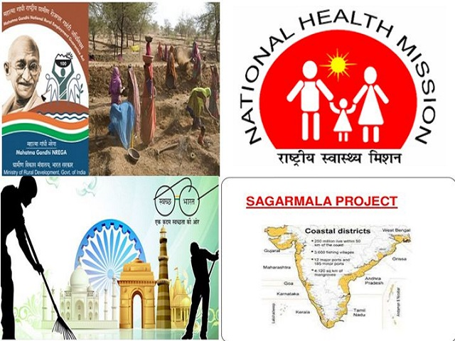 List of Welfare Programmes in India