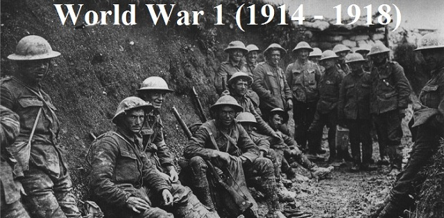 World leaders mark 100 years since end of First World War
