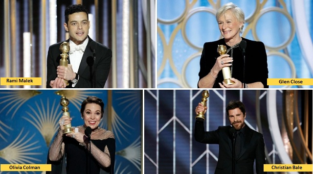 76th Annual Golden Globe Awards announced