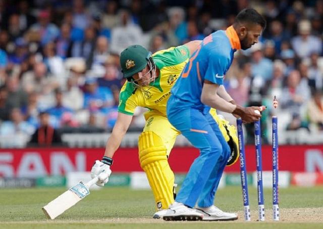 India vs Australia Live Score, ICC World Cup 2019: India