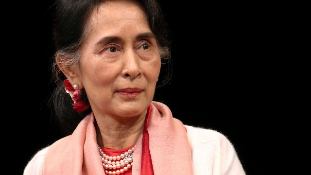 Image result for Amnesty International strips Myanmar's Aung San Suu Kyi of 'Ambassador of Conscience' Award