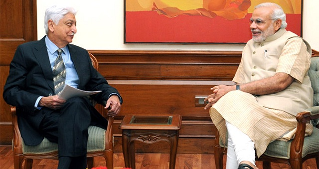 India's Azim Premji receives highest French civilian honour