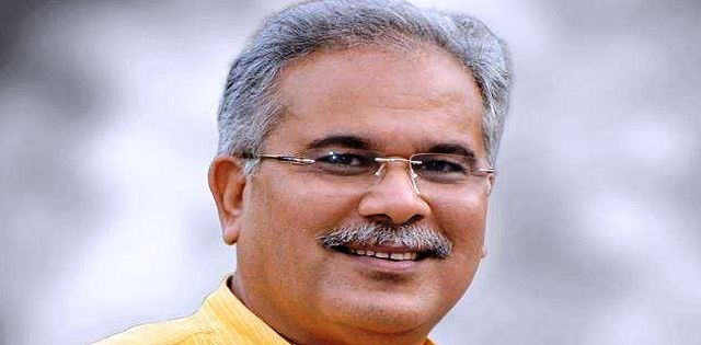 Image result for BhupeshBaghel sworn in as Chief Minister of Chhattisgarh