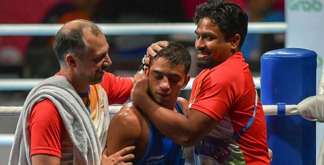 CA Kuttappa takes over as India's new chief boxing coach