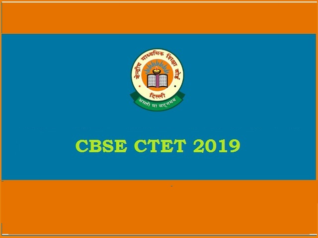 CTET 2019 Exam Centres