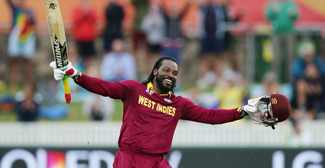 Image result for Chris Gayle announces retirement from One-day Internationals