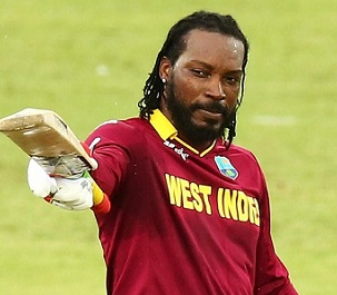 Chris Gayle announces retirement from One-day Internationals