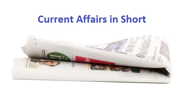 Current Affairs in Short 7 May 2018