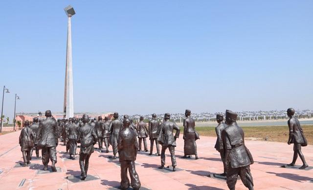 PM Modi inaugurates National Salt Satyagraha Memorial in Gujarat