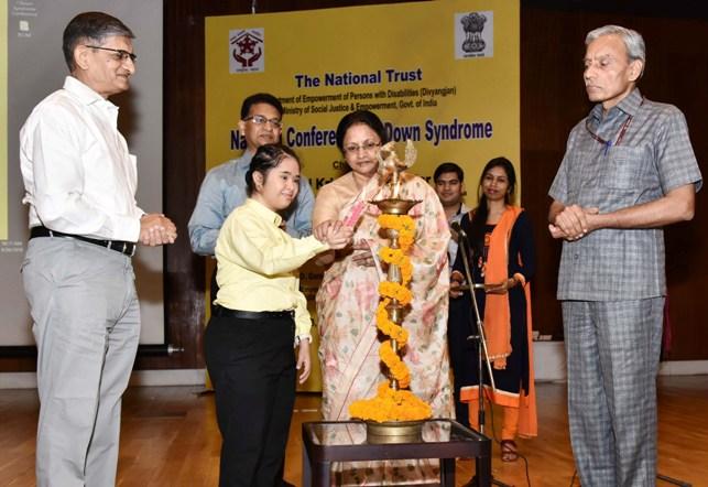 Image result for डाउन सिंड्रोम पर राष्ट्रीय सम्मेलन