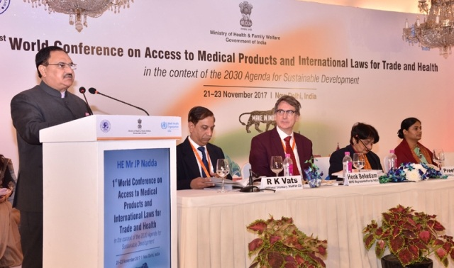 access to medicine in india From 1972 to 2005, due to a lack of patent laws for drugs in india, indian drug  companies were able to use alternative, legal processes to.