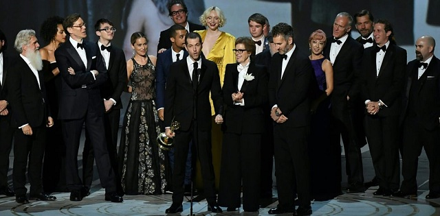 Image result for 70th Primetime Emmy Awards: Game of Thrones wins Outstanding Drama