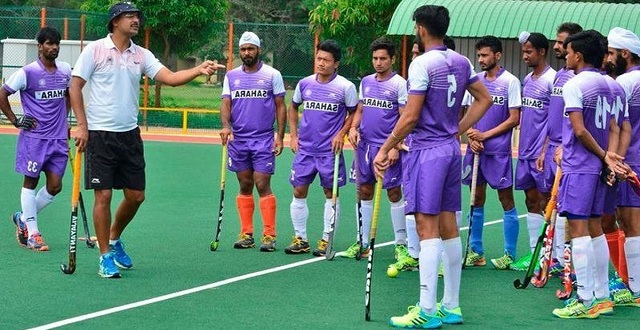 Harendra Singh removed as head coach of Indian men's hockey team