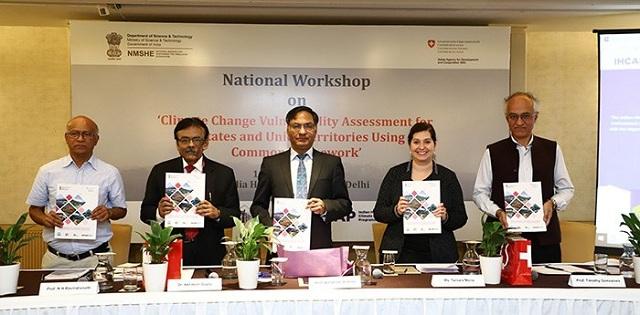 IIT, IISc to collaborate on Climate Change Initiative