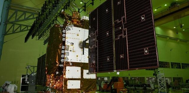 ISRO to launch communication satellite GSAT-7A