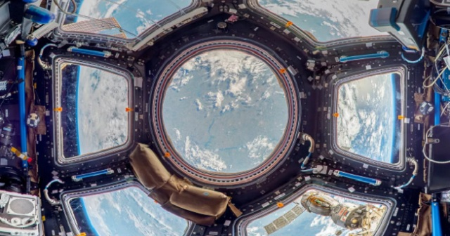 International Space Station completes 20 years
