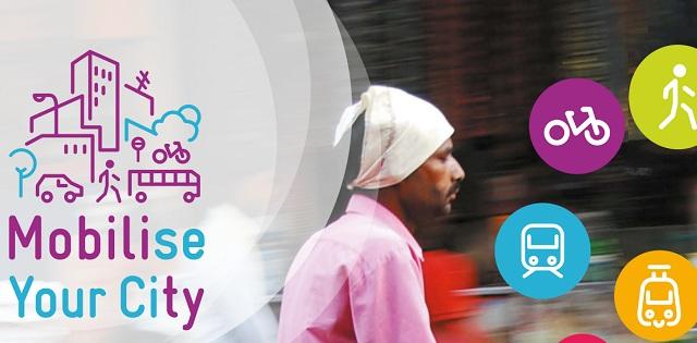 Image result for भारत और फ्रांस ने 'मोबिलाइज योर सिटी' (एमवाईसी) कार्यक्रम क्रियान्वयन समझौता पर हस्ताक्षर किये