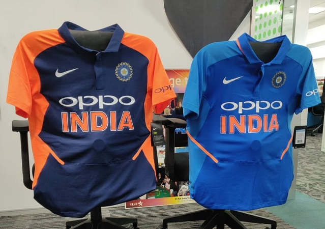 Image result for orange jersey india