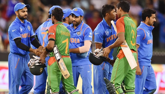 India Vs Bangladesh World Cup Head To Head World Cup 2015