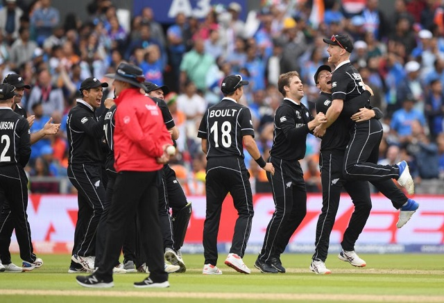 India vs New Zealand first semi-final highlights, World Cup