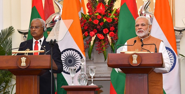India, Maldives sign four MoUs, release Joint Statement