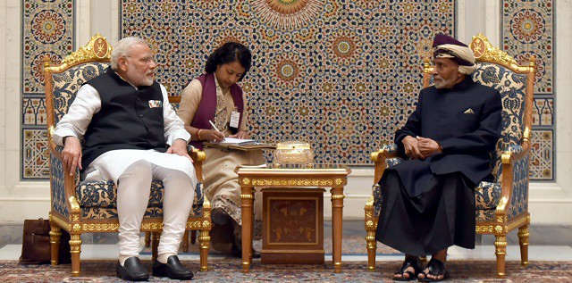 India, Oman sign eight agreements to strengthen cooperation