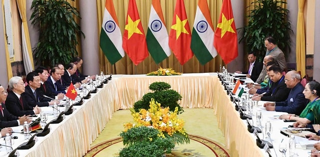India-Vietnam Joint Statement released