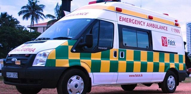 PM Modi launches India-assisted emergency ambulance service in Sri Lanka