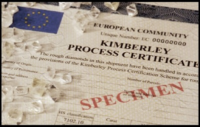 India to Chair Kimberley Process from January 2019