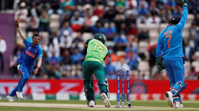 India Vs South Africa Live Score World Cup 2019 Match