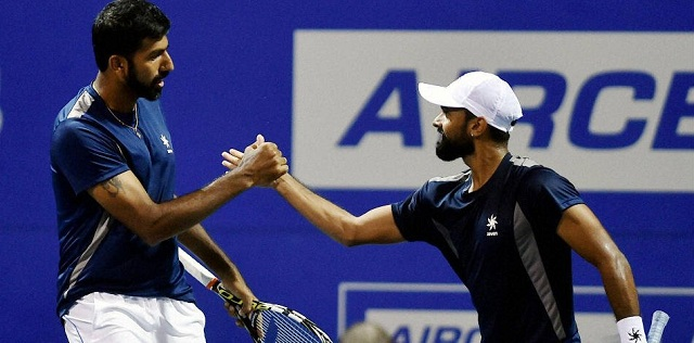 Indian tennis team wins gold