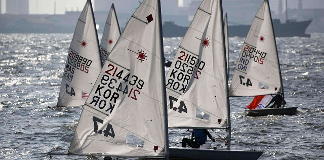 sailing silver for india