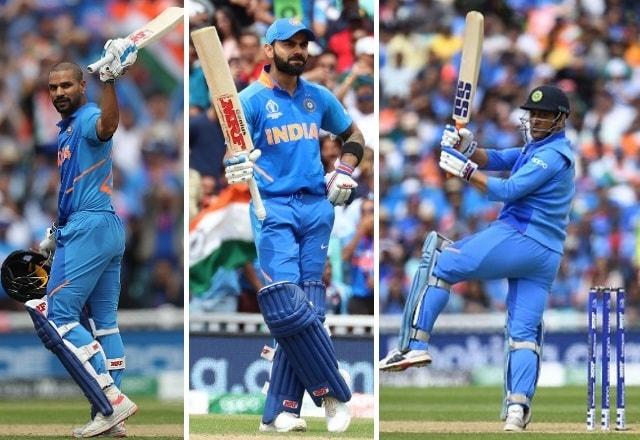 India vs Australia Live Score, ICC World Cup 2019: India ...