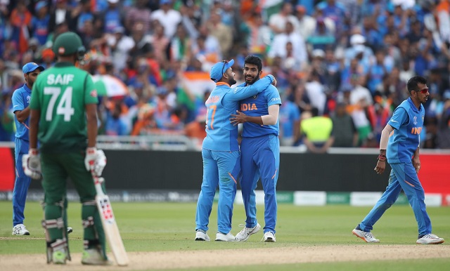 India Vs Bangladesh Live Score World Cup 2019 India Win By