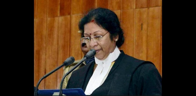 Image result for Justice ManjulaChellur appointed Chairperson of Appellate Tribunal for Electricity