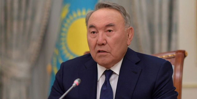 Image result for Kazakhstan's President abruptly resigns after nearly 30 years; Germany initiates move to ban Masood Azhar