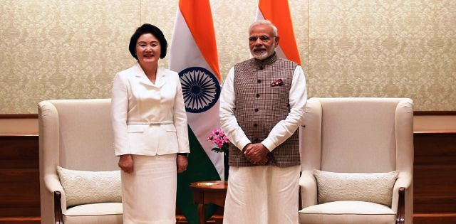 Image result for India, South Korea sign MoUs for strengthening cooperation in field of Tourism and sports